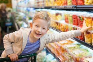 Voedingsmiddelenindustrie. Consumentengedrag veranderen zodat de gezonde keus gemaakt wordt.