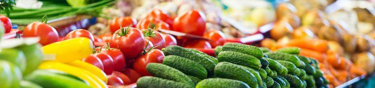 Gezonde voeding en een duurzaam voedselsysteem