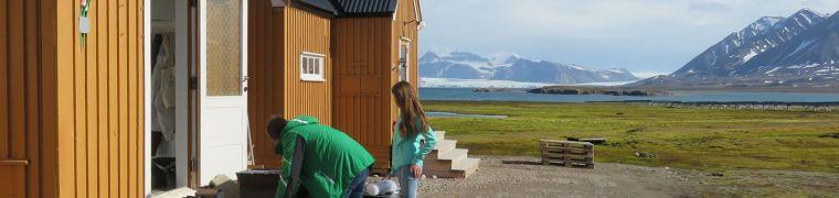 Hoeveel kwik vinden we in bodemdieren op een arctische fjord?