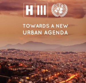 Habitat III - stad van de toekomst