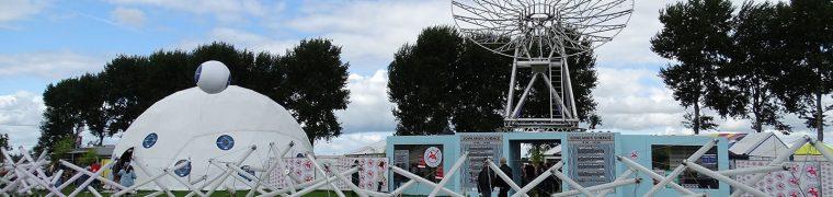 De Dome van de VPRO op Lowlands