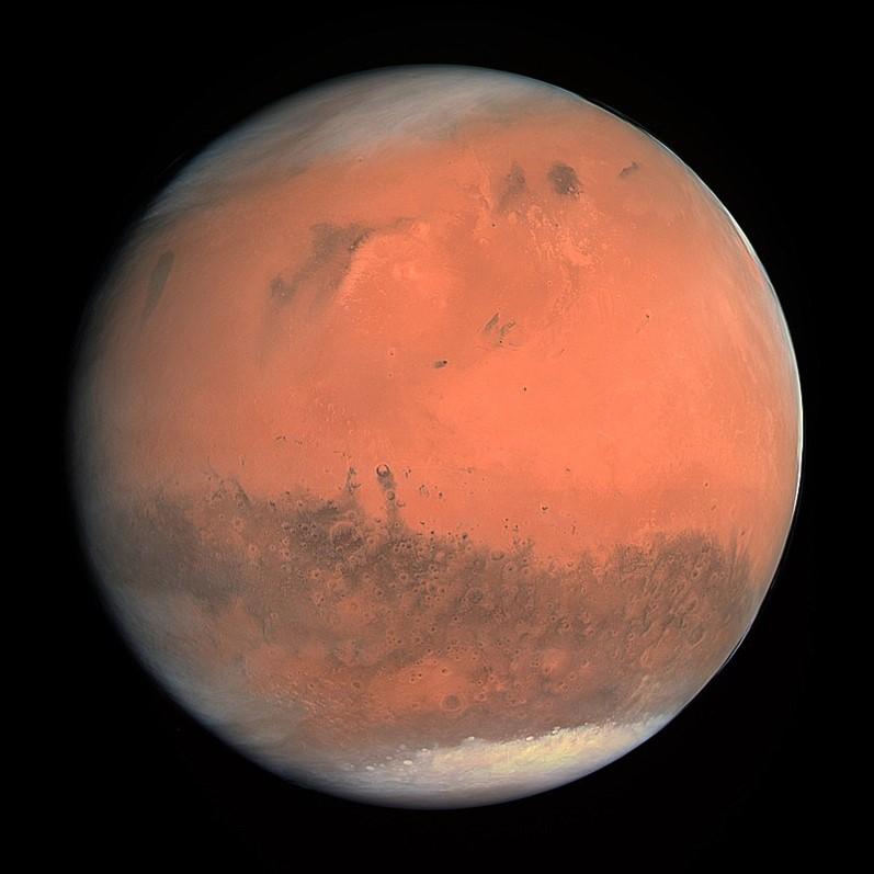 Mars ESA Rosetta spacecraft