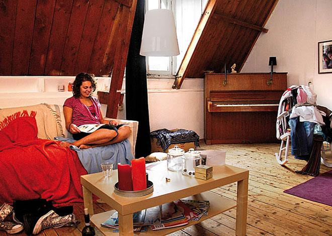 Uw studerende zoon of dochter blijft bij u wonen, hoe gaat dat?