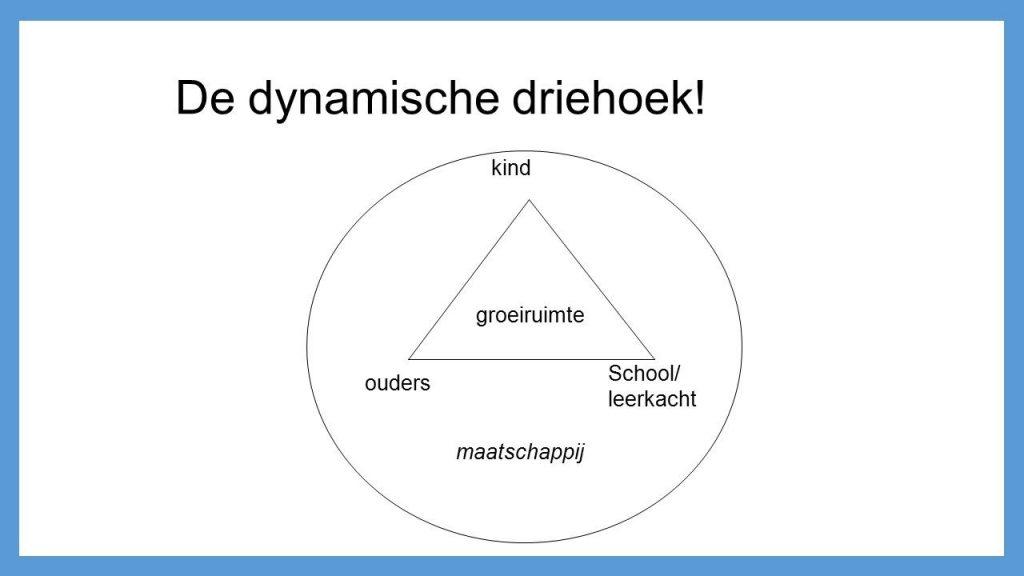 dynamische driehoek bij studiekeuze