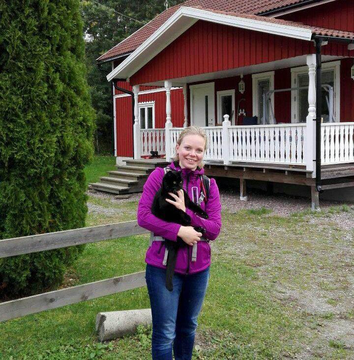 Iris in Zweden