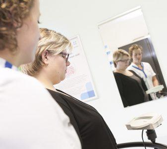 Overgewicht en voeding na een maagverkleining. Fotograaf: Jurjen Poeles.