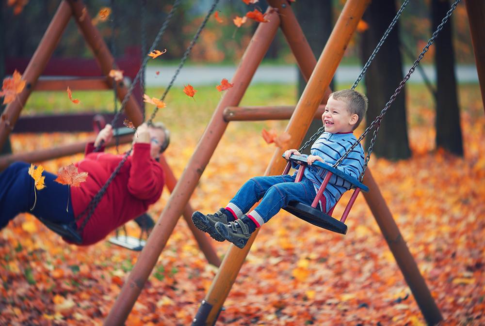 Minder ADHD in groene wijk