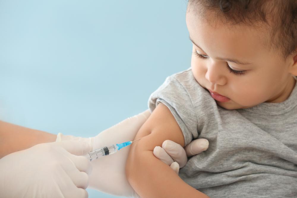 Vaccinatie bij jong kind