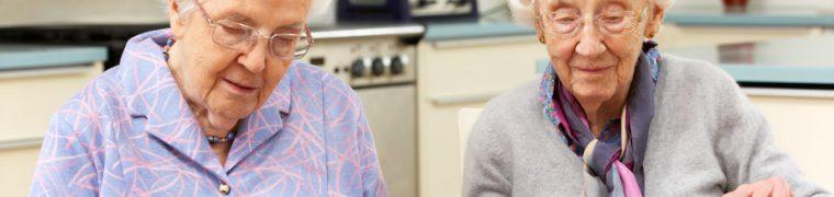 Voeding en ouderen